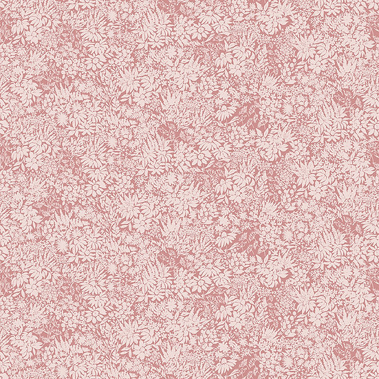 "Rocky Mountain Wild ""Flowers in Pink"" for Riley Blake Designs"