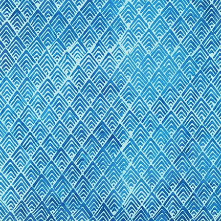 Artisan Batiks: Azula Turquoise SRK-19779-81 - Fabric by the Yard