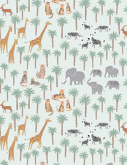 """Call of the Wild """"Migration"""" for Dear Stella - Fabric by the Yard"""