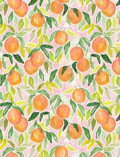 """Orangerie """"Oranges"""" for Dear Stella"""