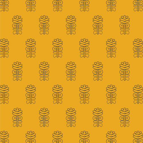 "Andina ""Golden Huaca"" AGF - Fabric by the Yard"
