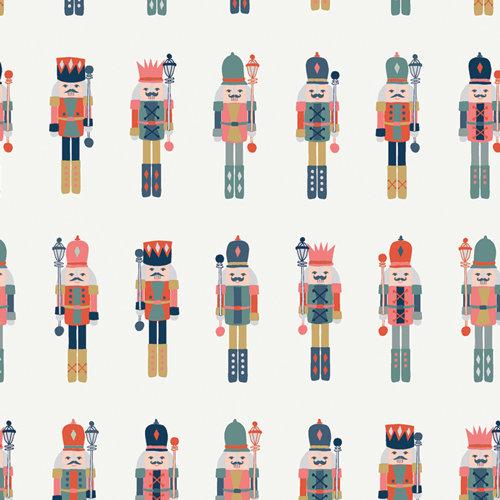 """Cozy & Joyful """"Jolly March"""" Designed by Maureen Cracknell Fabric by Yard"""