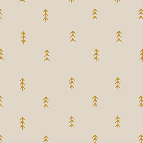 """Autumn Vibes """"Simple Defoliage Gold"""" Designed by Maureen Cracknell"""