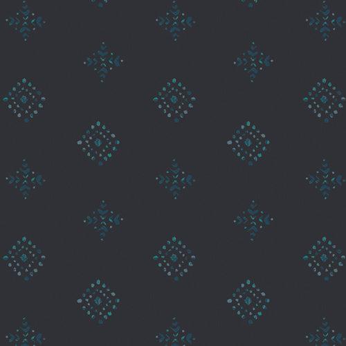 "Aquarelle ""Rhombastic Negative"" AGF - Fabric by the Yard"