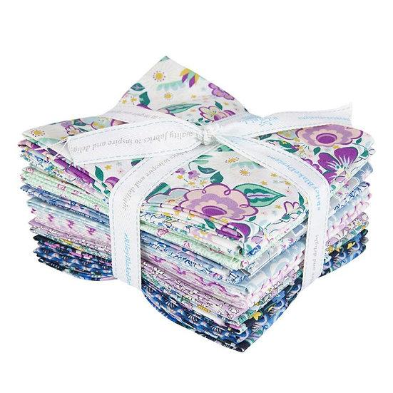 Deco Dance Fat Quarter Bundle by Liberty Fabrics for Riley Blake