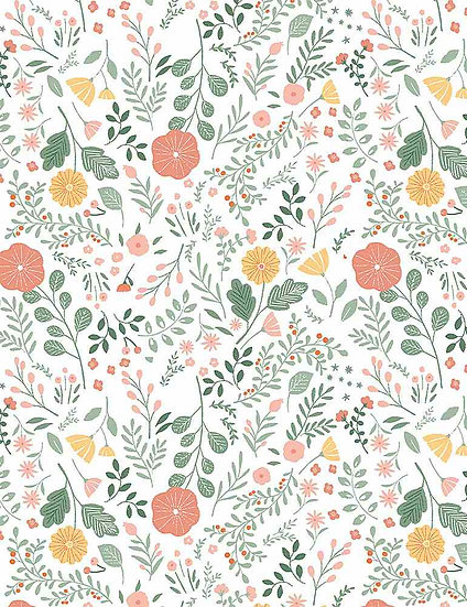 """Sew On & Sew Forth """"Sew Lovely"""" for Dear Stella - Fabric by the Yard"""