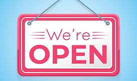 hanging-we-are-open-again-sign_23-214854
