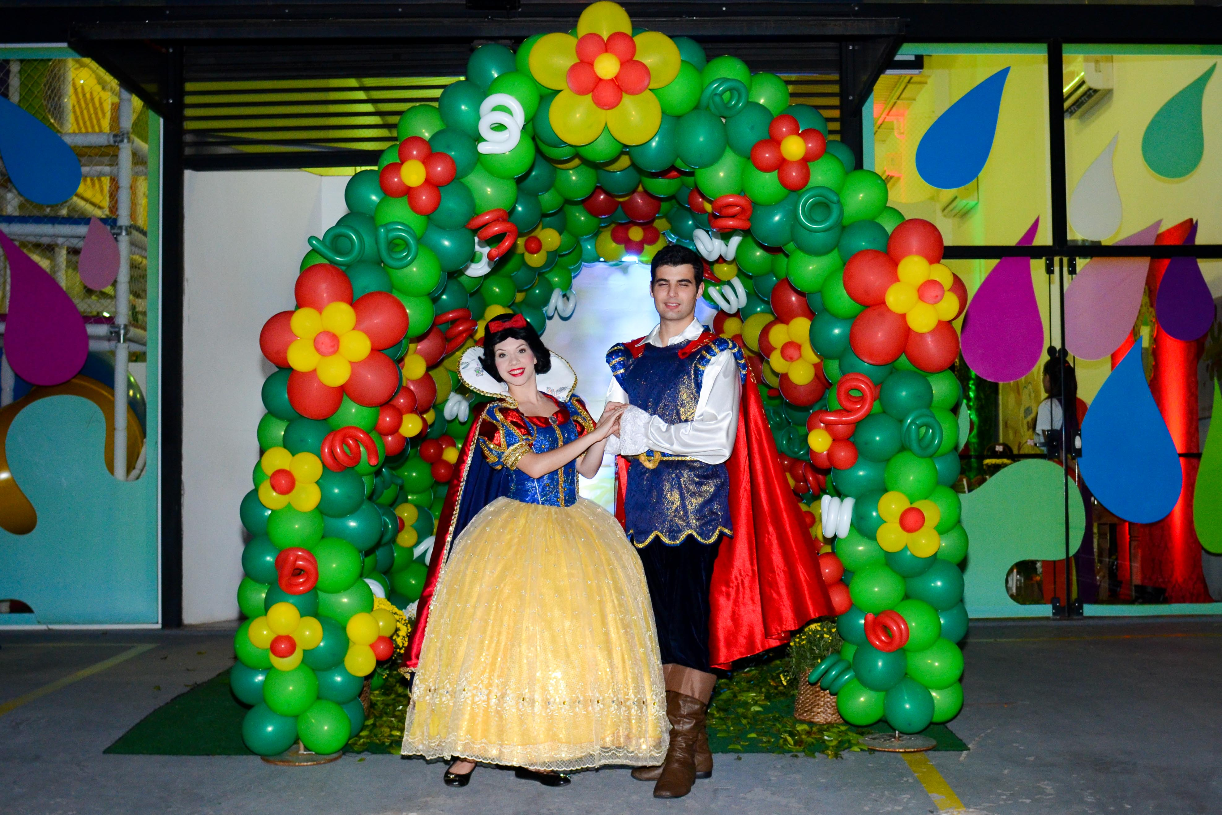 Príncipe e Princesa