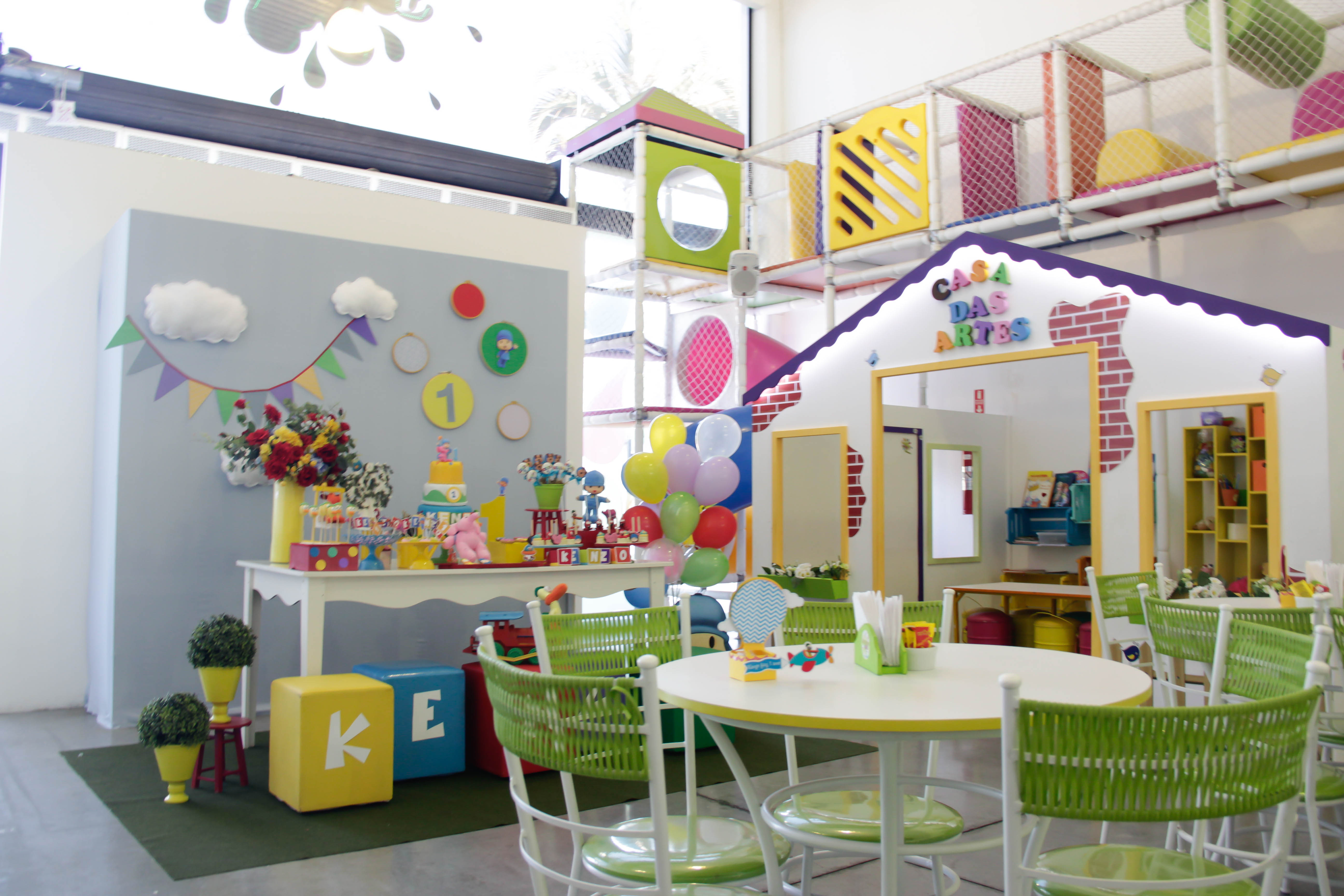 Excellent Buffet Infantil Sorocaba Brincadeira E Arte Home Interior And Landscaping Palasignezvosmurscom