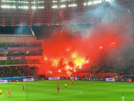 The Night Leverkusen Came Alive