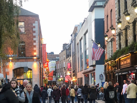 Guitars and Guinness: The Magic of Temple Bar