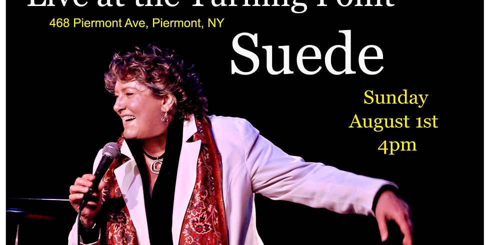 Suede LIVE at the Turning Point, Piermont, NY!