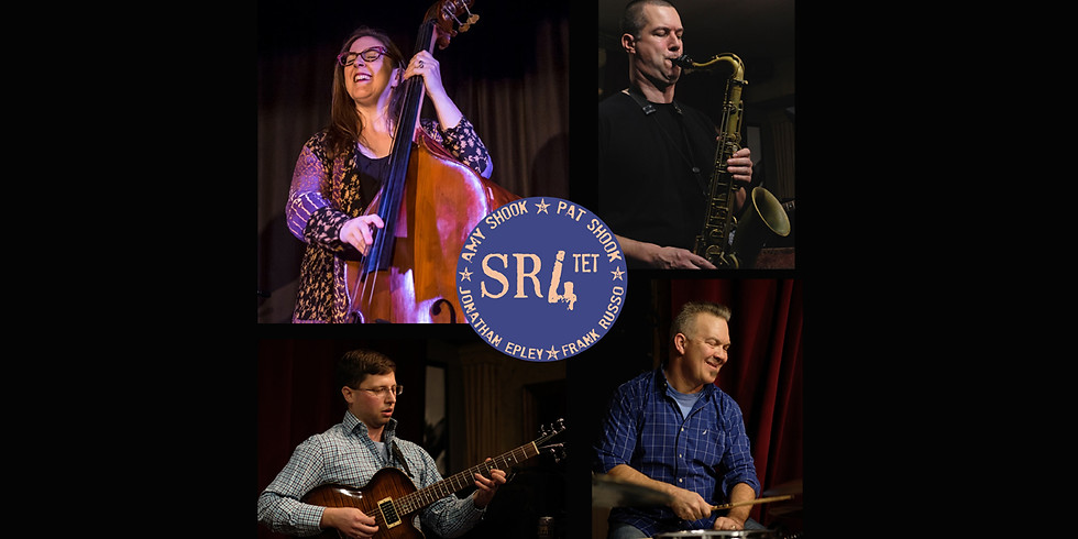 SR4tet LIVE at 49 West in Annapolis