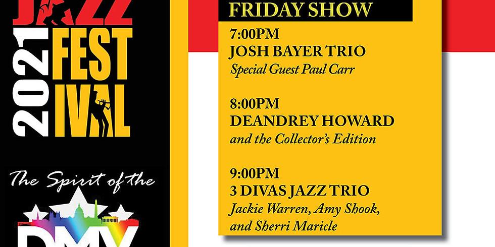 3D Jazz Trio at the Mid Atlantic Jazz Festival
