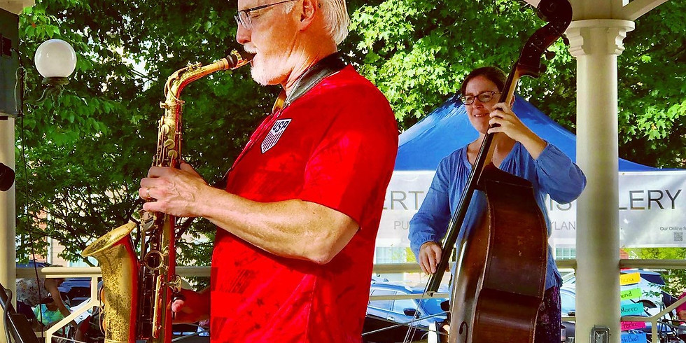 Darryl Brenzel and Amy Shook Duo @ The Village at Wormans Mill