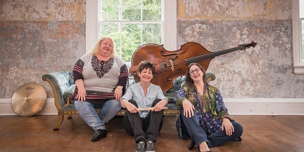 3D Jazz Trio @ An Die Musik