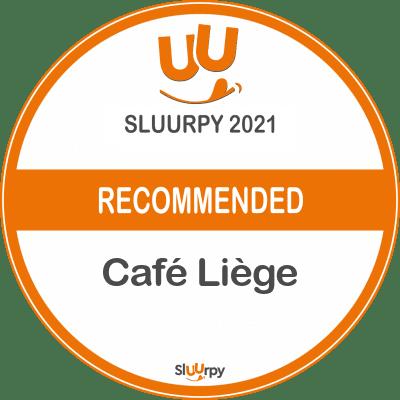 Empfehlungszertifikat von SLUURPY