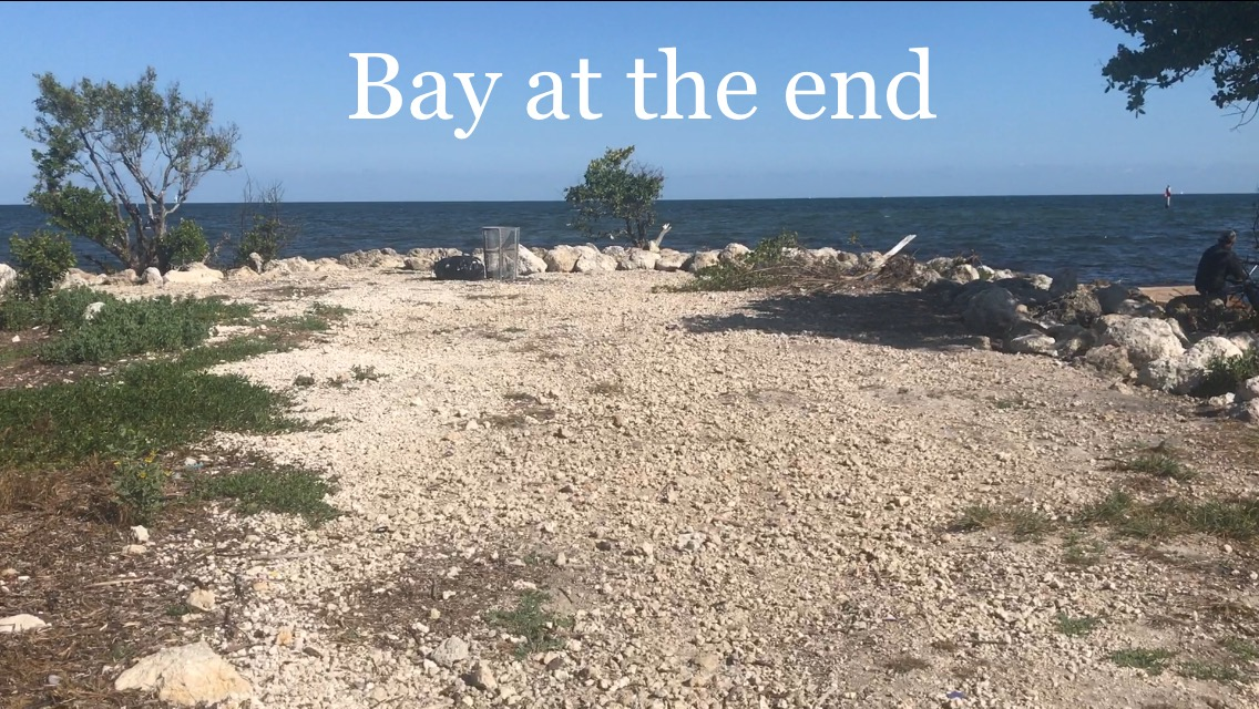 Bay at the end
