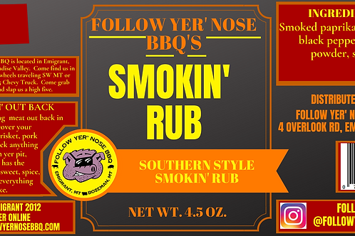 Smokin' Rub