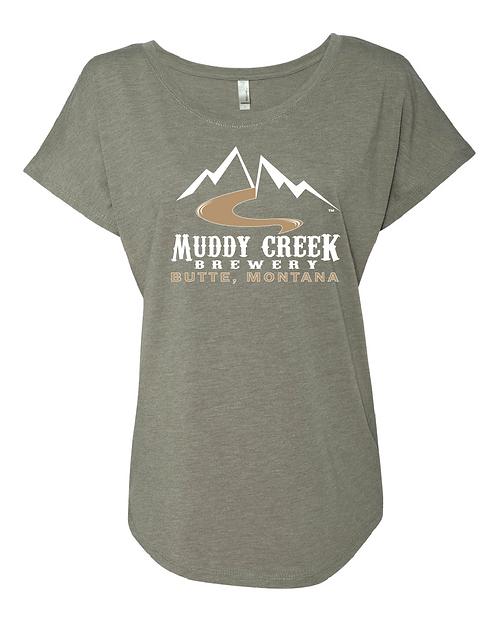 Muddy Creek Ladies T-Shirt