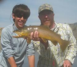 Nice brown on the Missouri