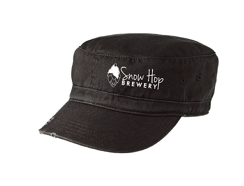 Snow Hop Military Hat