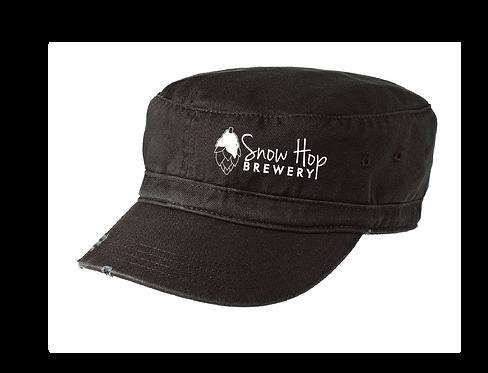 Snow Hop Military Hat