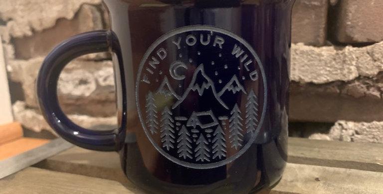 Spark Mug - Find Your Wild