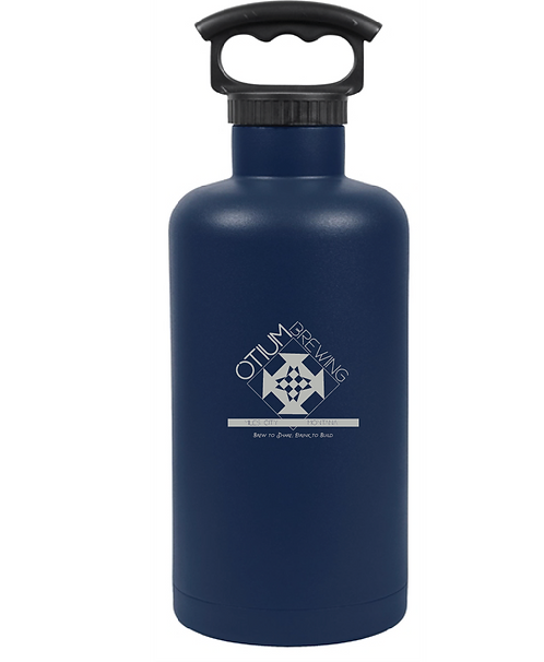 Otium Brewing Stainless Steel Growler