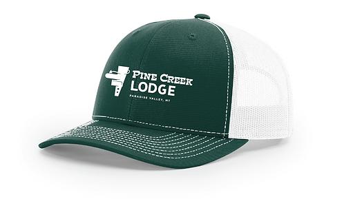 Pine Creek Lodge Trucker Hat