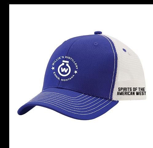 Willie's Distillery Trucker Hat