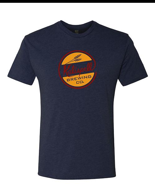 Kalispell Brewing Triblend T-Shirt
