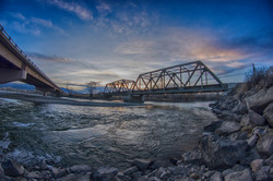 Yellowstone River below Livingston