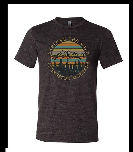 Explore the Wild Unisex T-Shirt