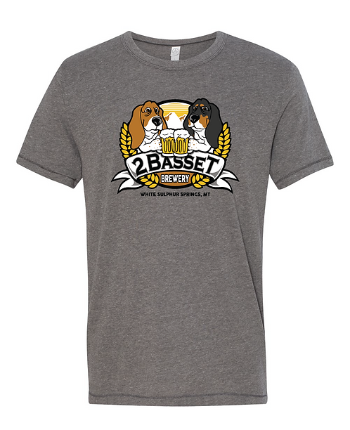 2 Basset Brewing T-Shirt