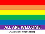 all are welcome flag welcoming project.p