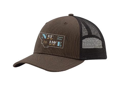 Livingston Long-Lat Hat