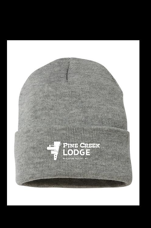 Pine Creek Lodge Cuff Beanie