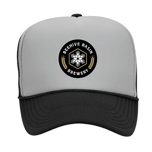 Beehive Basin Foam Trucker Hat
