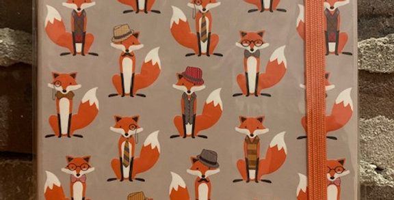 Dapper fox journal
