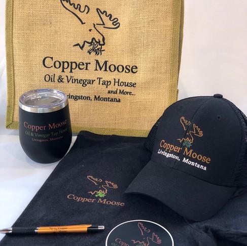 Copper Moose Oil & Vinegar