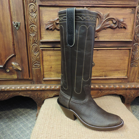 Old West Plainsman Boot