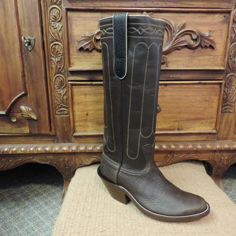 Old West Plainsman Boot