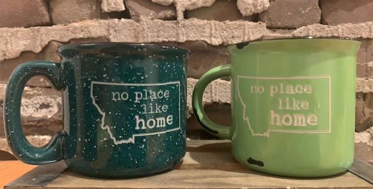 Spark Mug - No Place Like Home
