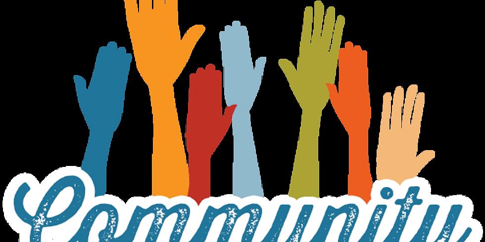 Community Grant Awards Presentation and November Meet-Up