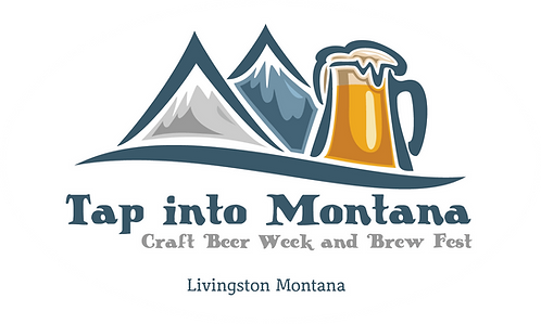 Tap into Montana Oval Sticker