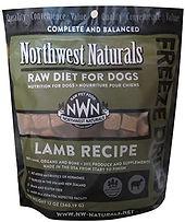 Northwest Naturals Raw Diet Food
