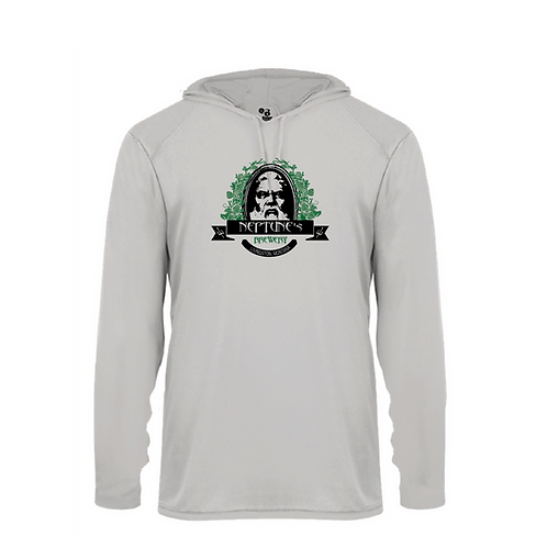 Neptune's Brewery Long Sleeve Fishing Hoodie