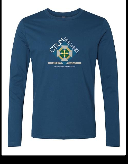 Otium Brewing Long Sleeve T-Shirt