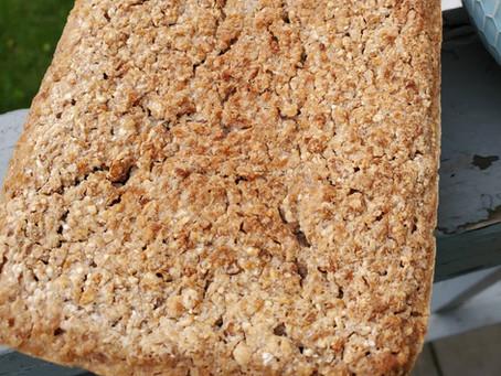 Buckwheat Groat Bread